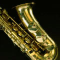 Saxophone for SR Technologiy